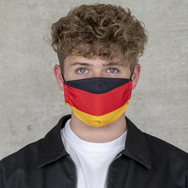 "Gesichtsmaske ""Germany"""