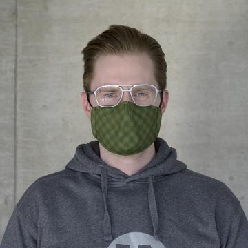 Maske  CARO Green
