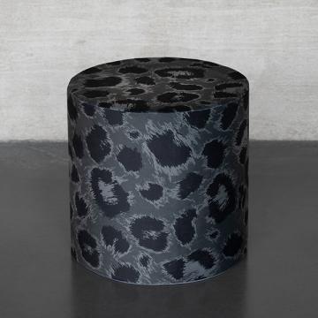 Sitzzylinder LEOPARD black