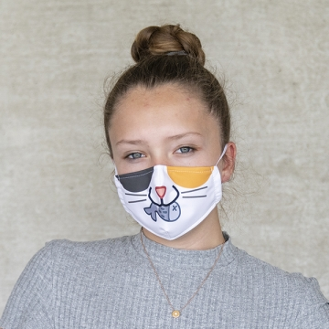 "TIVOLA Maske ""KATZE"""