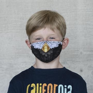 """Kindermaske TIVOLA """"EULE"""""""