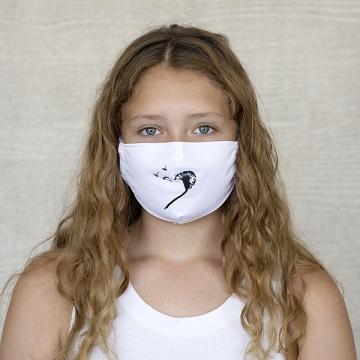 Gesichtsmaske PUSTEBLUME